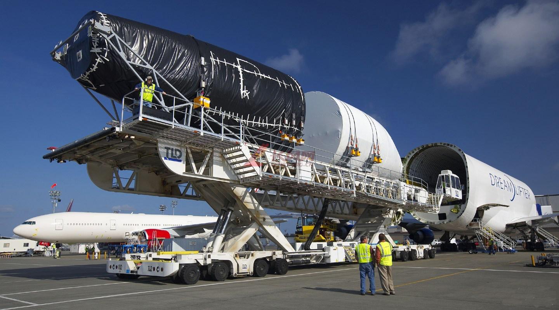 其机身结构是由波音位于美国华盛顿州普吉特海湾